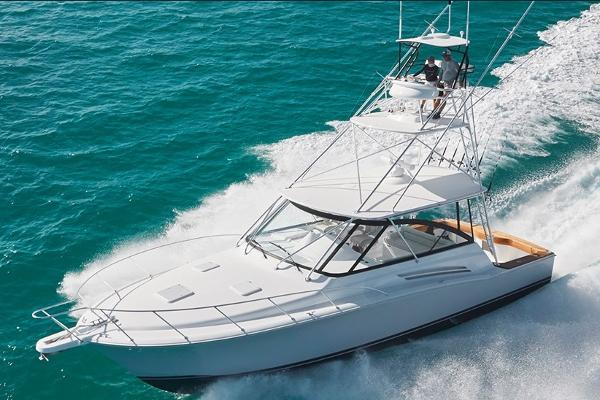 Hatteras GT45X Open Manufacturer Provided Image
