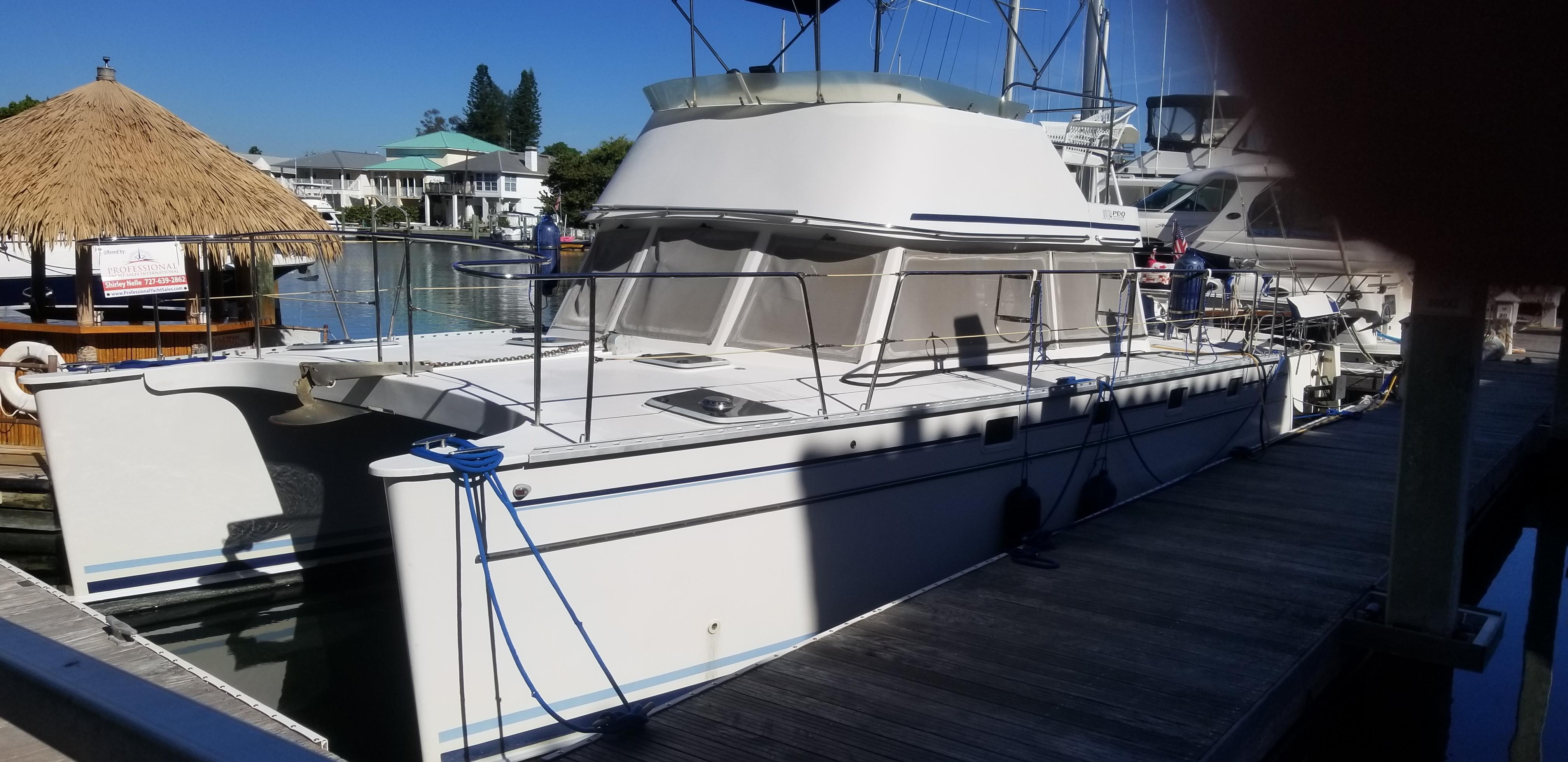 PDQ Yachts 34 PassageMaker