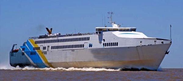 Custom RoPax Fast Ferry