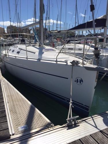Poncin yacht Harmony 38