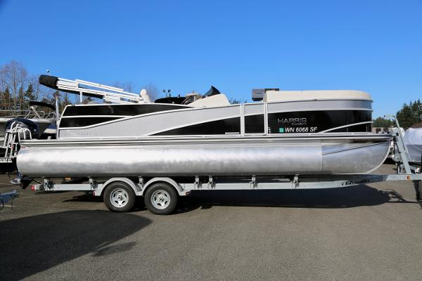 Harris FloteBote Grand Mariner 250