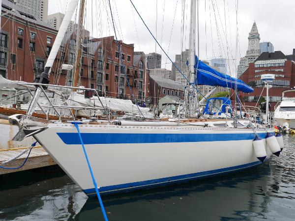 Sweden Yachts 41