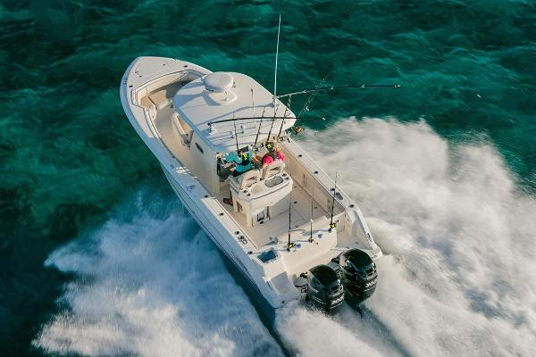 Boston Whaler 280 Outrage Manufacturer Provided Image