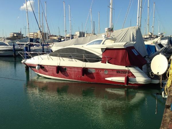 Azimut 43S Azimut 43S - YEAR 2007 - Timone Yachts Dealer