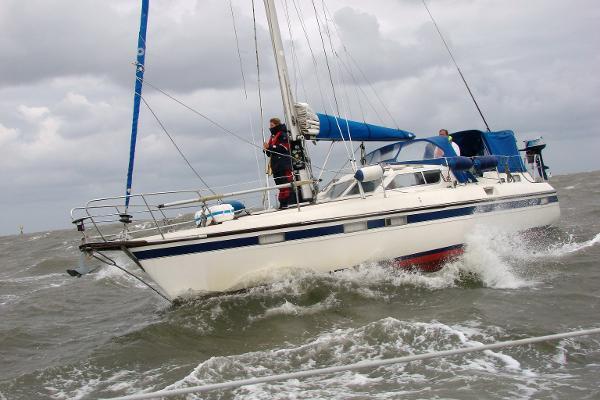 Southerly 115 Southerly 115 - At Sea!