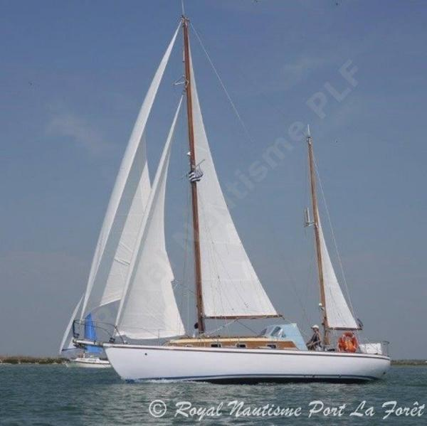 Ketch Prototype Chantier Ga Ketch Prototype Chantier de la Garonne