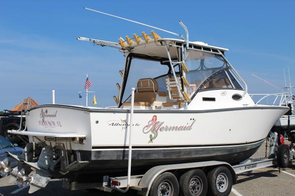 Albemarle 285 Express Fisherman