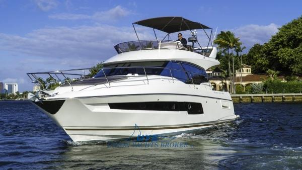 Jeanneau Prestige 460 FLY immagine da catalogo