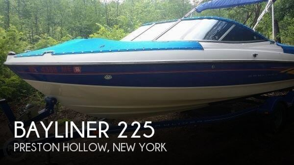 Bayliner 225 2007 Bayliner 225 for sale in Preston Hollow, NY