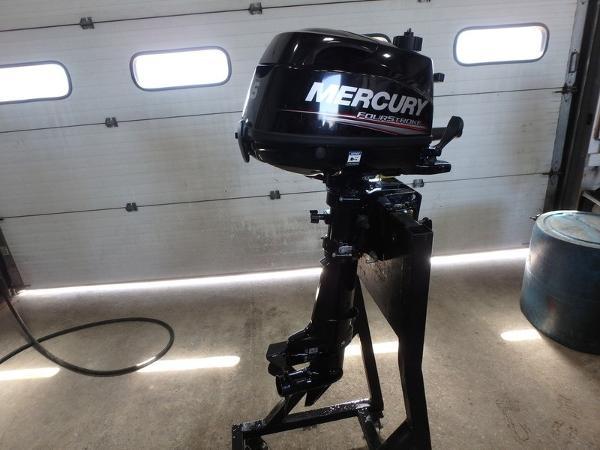 Mercury Marine® 5 HP