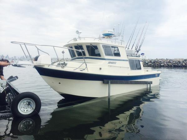 SeaSport Alaskan Pilot 2700
