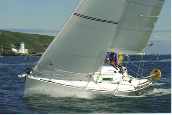 J Boats 92 J/92