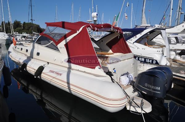Custom Gommone Speed Marine Montecarlo 1399 SPEED MARINE MONTE CARLO 1399 (1)