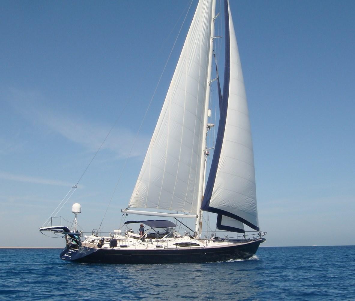 Moody 66 Moody 66 Under Sail
