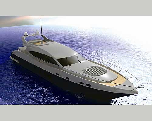 100 Sport Yacht