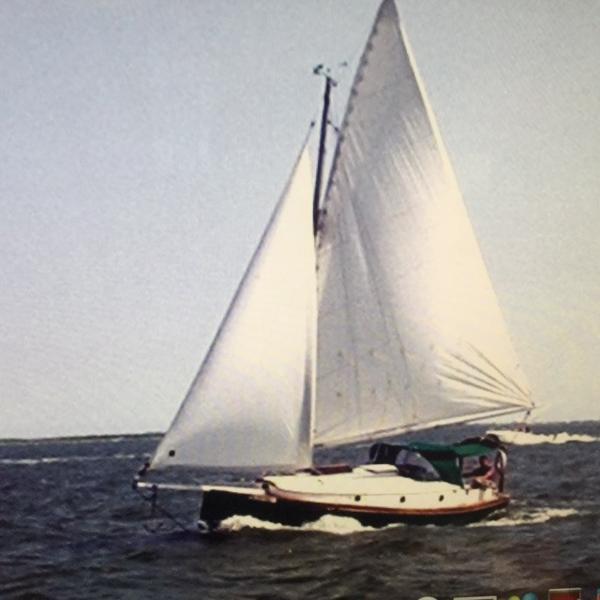 Linnell Custom Sail Gaff rig