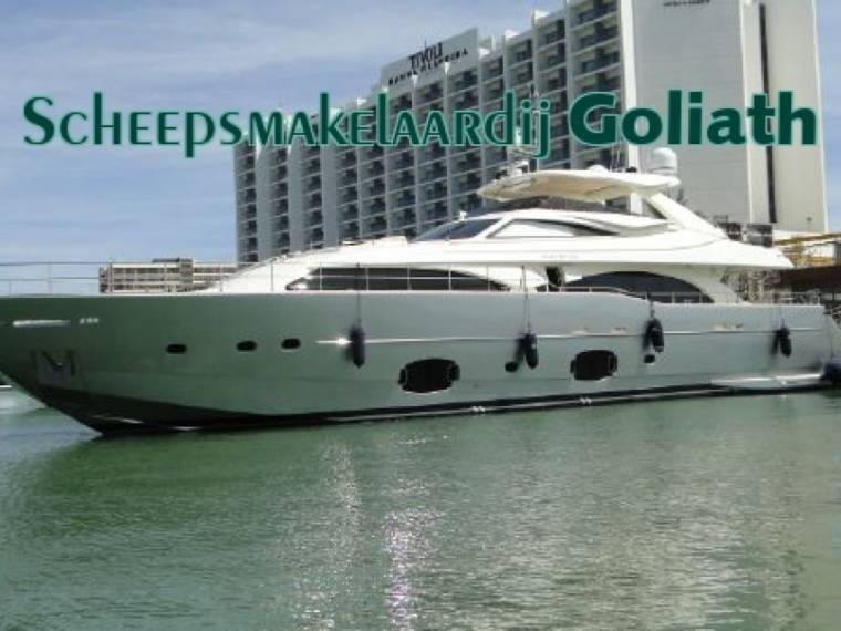 Ferretti Yachts Ferretti Custom Line 97