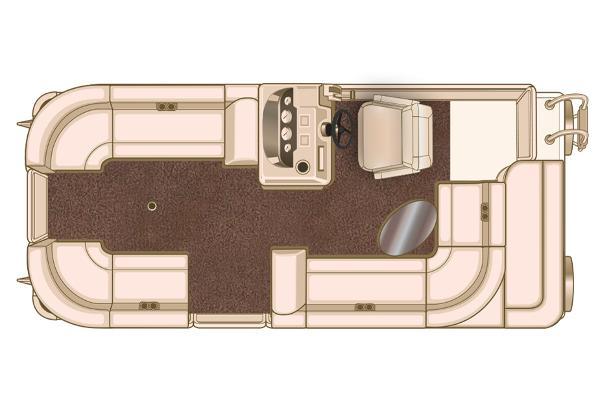 Sylvan Mirage Cruise 820 CR LE