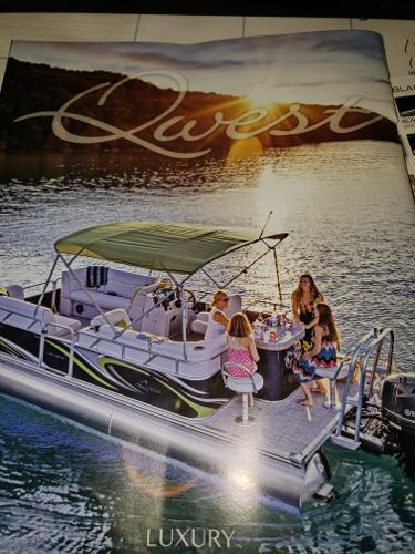 Apex Marine LS 820 Lanai Cruise 20'