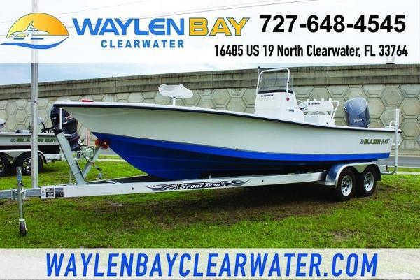 Blazer Boats 2400