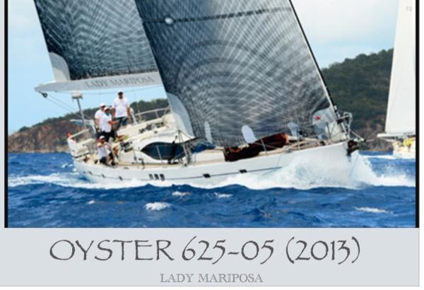 Oyster 625