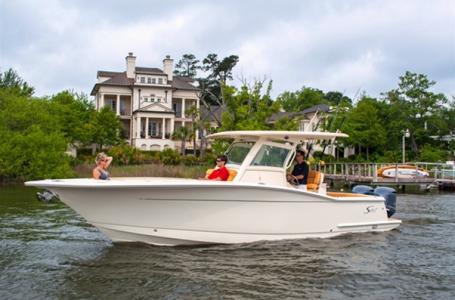 Scout Boat Company LXF/XSF/SF 300 LXF