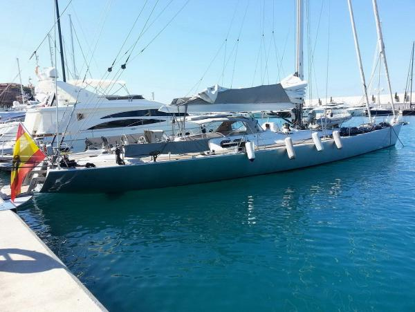 MAG France 27m Custom Built Sloop MAG France 27m Custom Built Sloop