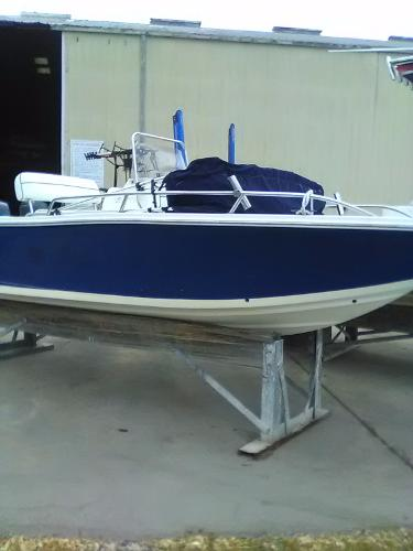 Mckee Craft 172 Backwater SX