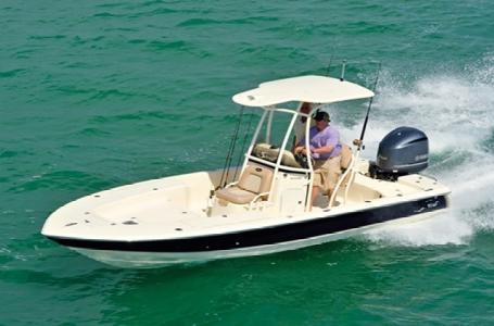 Scout Boat Company Bay Boat 221 Winyah Bay