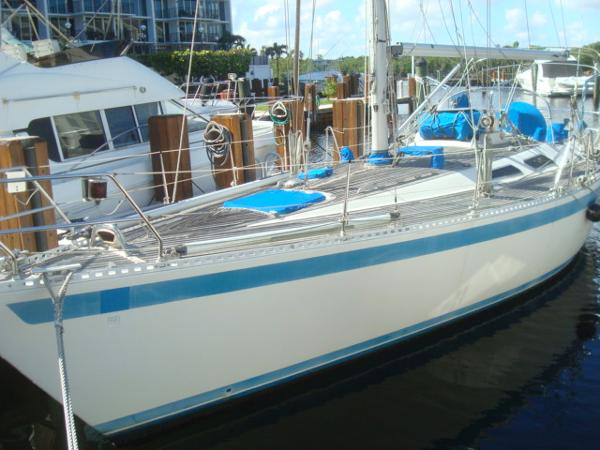 Sweden Yachts 38