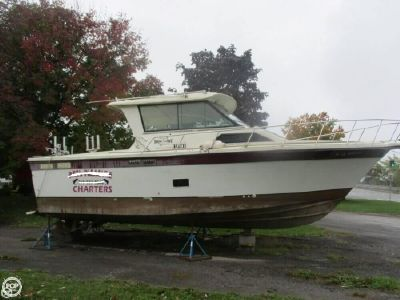 Baha Cruisers 310 Sport Fisherman 1990 Baha Cruisers 31 for sale in Olcott, NY