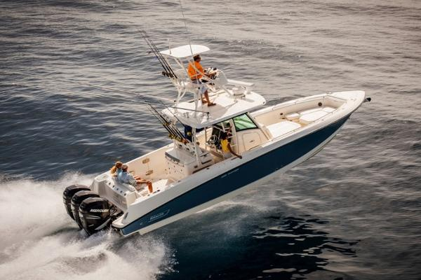 Boston Whaler 350 Outrage Manufacturer Provided Image