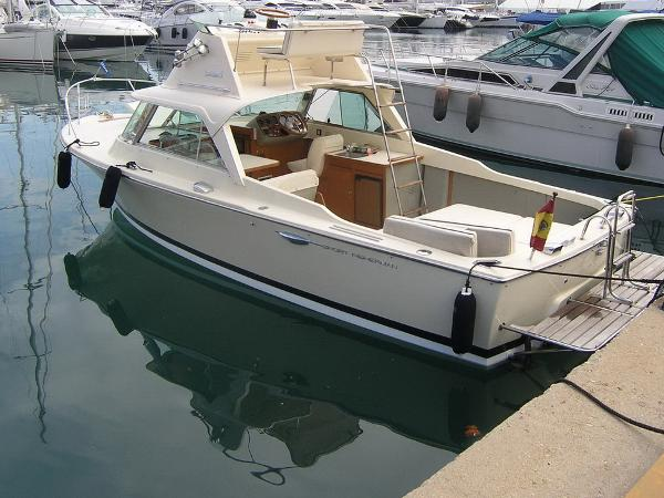 Riva Bertram 25 Sports Fisherman motor boat Riva Bertram 25 for sale