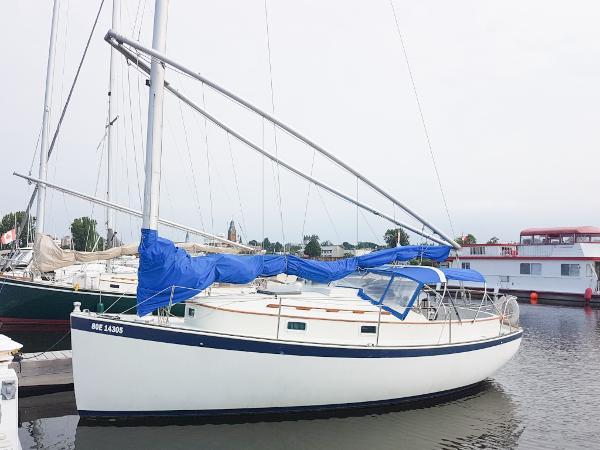 Nonsuch 26 Classic Port Profile