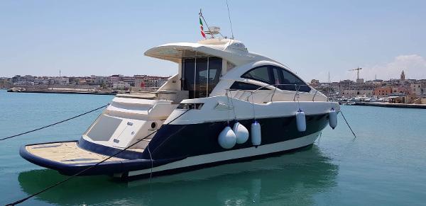 Queens Yachts QUEENS 45 HT vista poppa