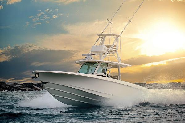 Boston Whaler 380 Outrage Manufacturer Provided Image