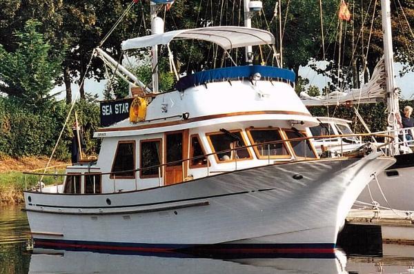 Hershine 37 trawler Hershine 37