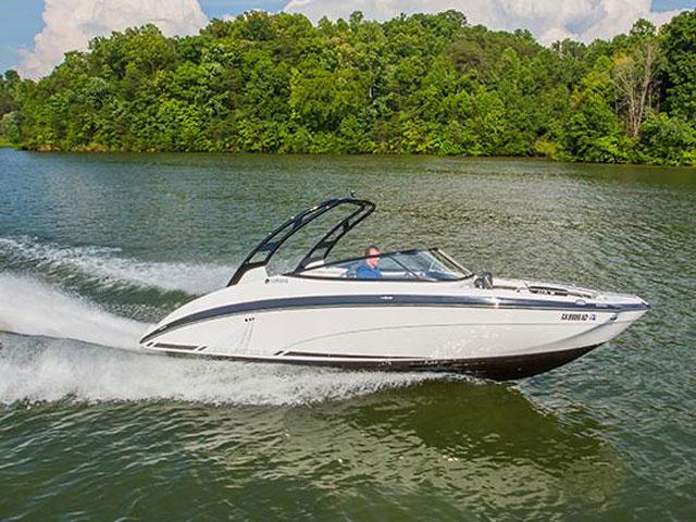 Yamaha 24 FT 242 Limited S