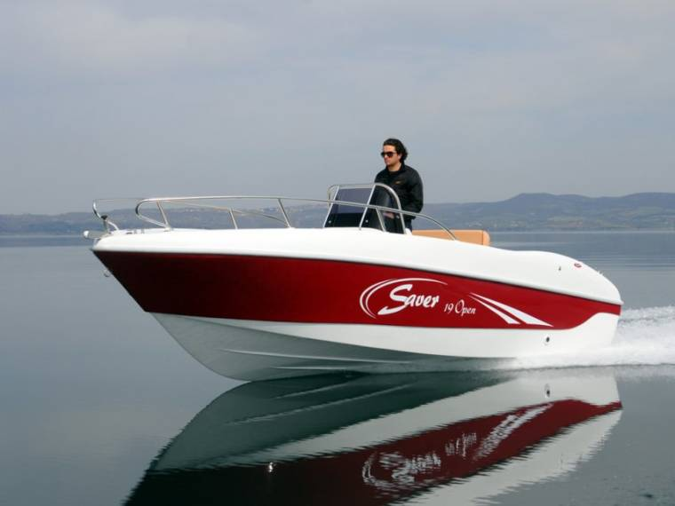Saver Imbarcazioni Saver 19 open