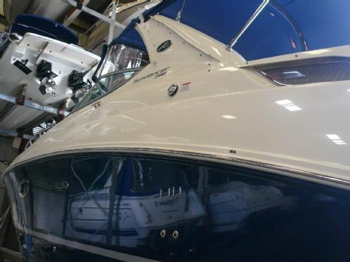 Sea Ray  280 Sundance BLUE HULL