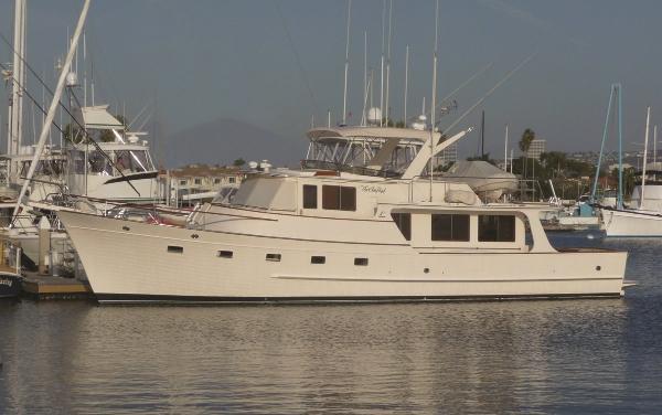 "Fleming Pilothouse Motor Yacht 55' Fleming Pilothouse MY ""THE SEA BIRD"""