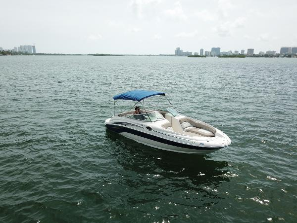 Sea Ray 240  Sundeck - 2015 Engine