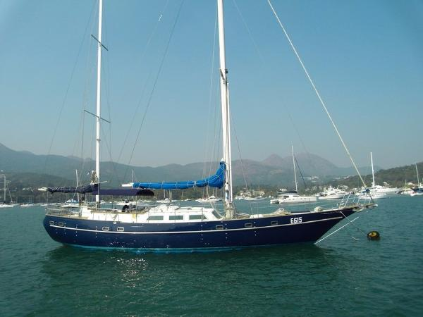 Formosa ketch 56 Formosa 56 Profile