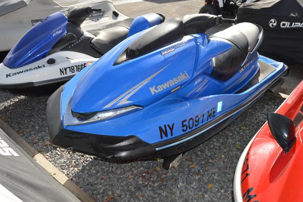 Kawasaki Ultra 250