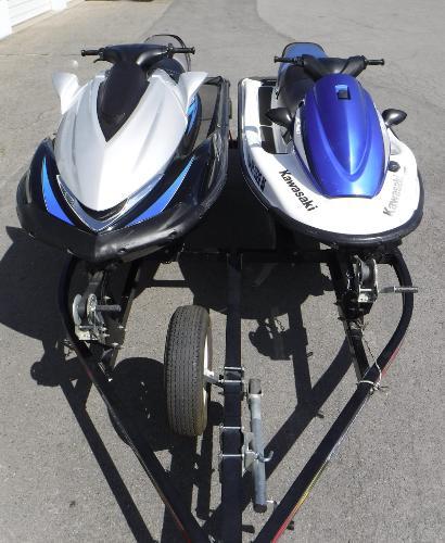 Kawasaki Ultra 260X & STX-15F Jet Skis
