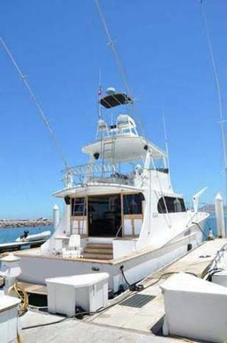 Bertram Sport Fishing Motor Yacht Profile
