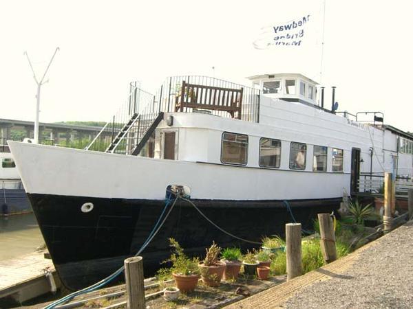 Rhine Cruiser Thames Sovereign B&B
