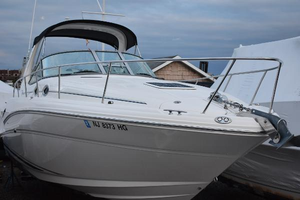 Sea Ray 300 Sundancer Bow View April 19  2018