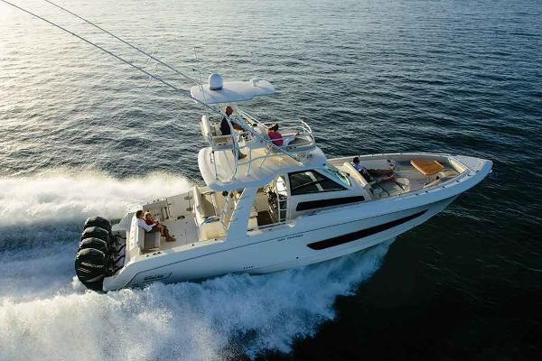 Boston Whaler 420OR Manufacturer Provided Image