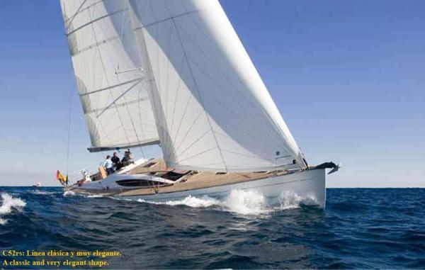 Comar Yachts Comet 52 rs